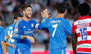 Granada 0-1 Real Madrid