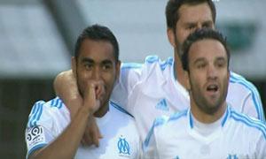 Guingamp 1-3 Marseille