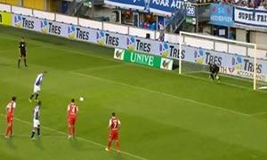 Heerenveen 4-2 AZ Alkmaar