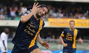 Hellas Verona 2-1 AC Milan