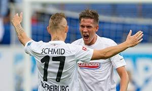 Hoffenheim 3-3 Freiburg