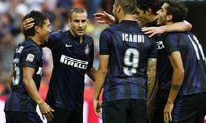 Inter 2-0 Genoa