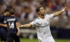 Inter 0-3 Real Madrid