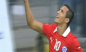 Iraq 0-6 Chile
