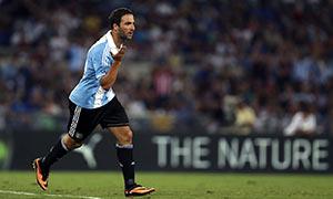Italy 1-2 Argentina