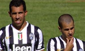 Juventus A 4-1 Juventus B