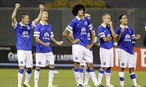 Everton 1-1 (6-5) Juventus