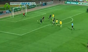 Kuban Krasnodar 1-0 Motherwell (3rd Qualification)