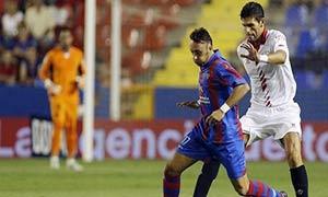 Levante 0-0 Sevilla