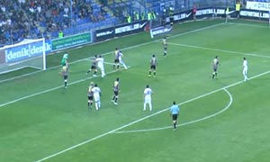 Liberec 1-1 Udinese (Play Offs)