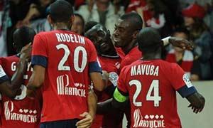 Lille 1-0 Saint-Etienne