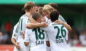 Lippstadt 1-6 Bayer Leverkusen