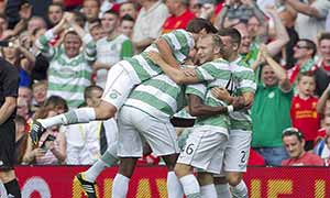 Liverpool 0-1 Celtic