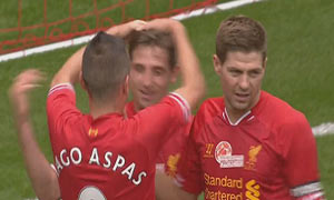 Liverpool 2-0 Olympiacos