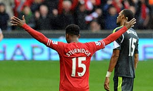 Liverpool 1-0 Stoke City