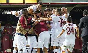 Livorno 0-2 AS Roma