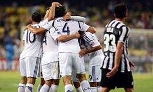 Los Angeles Galaxy 3-1 Juventus