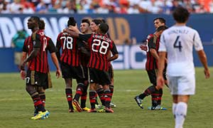Los Angeles Galaxy 0-2 AC Milan