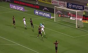 Lyon 4-0 Nice