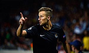 Lyon 0-2 Real Sociedad (Play-offs)