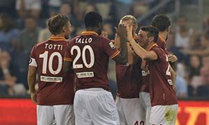 MLS All-Stars 1-3 AS Roma