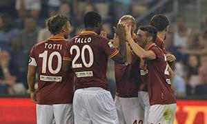 MLS All-Stars 1-3 AS Roma