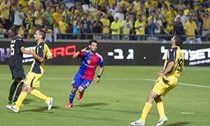 Maccabi Tel Aviv 3-3 Basel (3rd Qualification)
