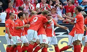 Mainz 3-2 Stuttgart