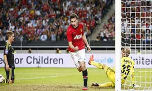 AIK 1-1 Manchester United