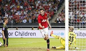 AIK 1-1 Manchester United