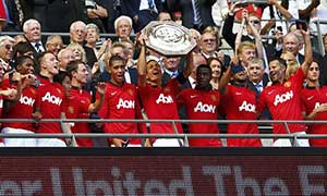 Manchester United 2-0 Wigan Athletic