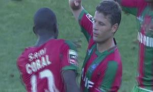 Maritimo 2-1 Benfica