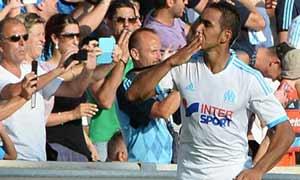 Marseille 2-0 Evian TG