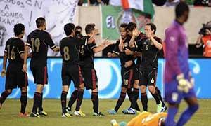 Mexico 4-1 Ivory Coast