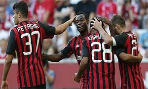 AC Milan 1-0 Sao Paulo (Audi Cup 2013)