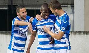 NEC Nijmegen 1-5 PEC Zwolle