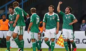 Northern Ireland 1-0 Russia