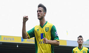 Norwich City 2-2 Everton