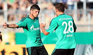 Nottingen 0-2 Schalke