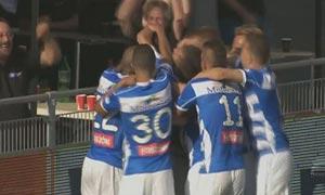 PEC Zwolle 2-1 Feyenoord