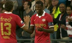 PSV Eindhoven 5-0 NEC Nijmegen