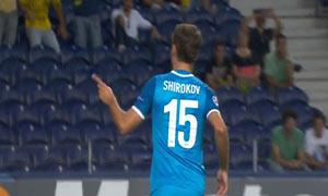 Pacos de Ferreira 1-4 Zenit (Play-offs)