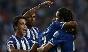 Porto 3-0 Maritimo