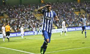 Porto 3-0 Vitoria de Guimaraes