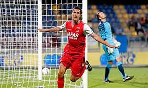 RKC Waalwijk 1-2 AZ Alkmaar