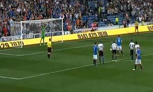 Rangers 1-1 Newcastle United