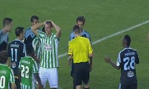 Real Betis 1-2 Celta Vigo