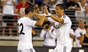 Real Madrid 3-1 Los Angeles Galaxy