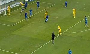 Romania 1-1 Slovakia
