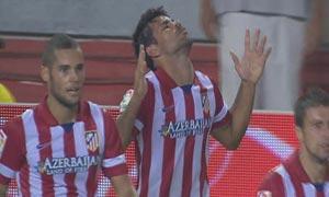 Sevilla 1-3 Atletico Madrid